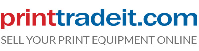 printtradeit.com - the Number 1 place for selling your print equipment online